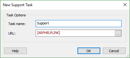 Game Support Task
