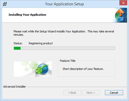 Change Setup Icon Advanced Installer Pro