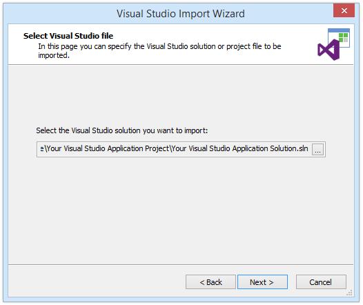 visual studio for applications 6